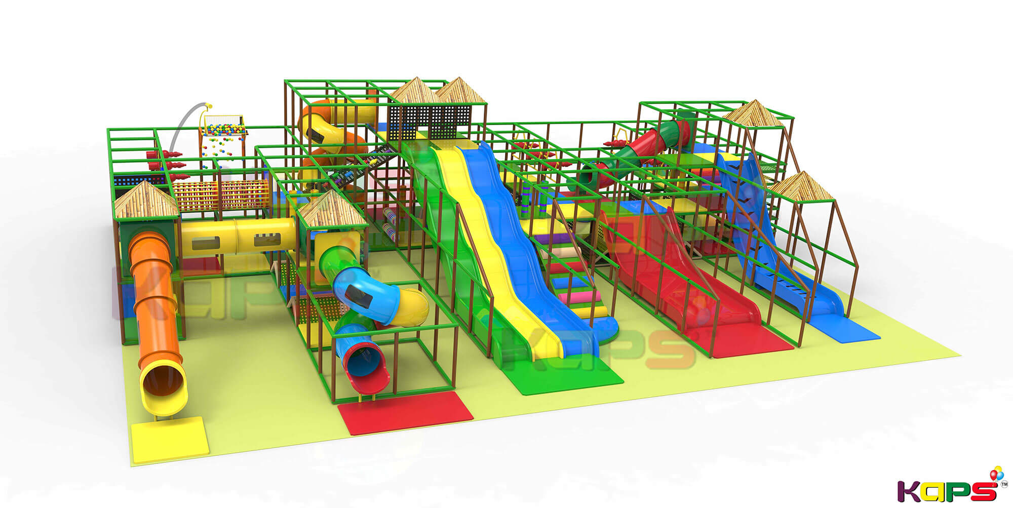 KAPS | Indoor Playground Equipment | Indoor Playground Manufacturers ...